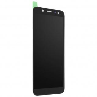 LCD Komplettset mit Touchscreen für Samsung Galaxy A6 - Schwarz