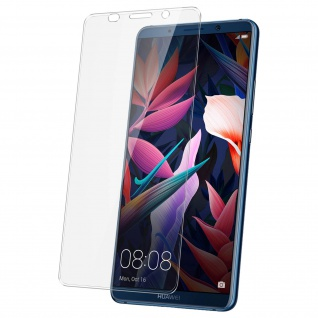 Muvit - Displayschutzfolie aus Glas 0.33mm für Huawei Mate 10 Pro