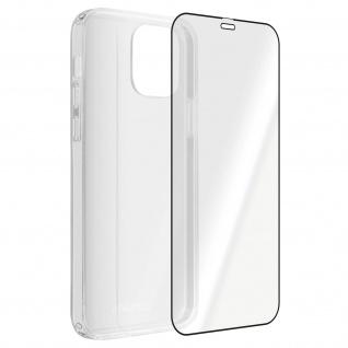 4Smarts 360° Protection Pack für iPhone 12 / 12 Pro : Cover+ Displayschutzfolie