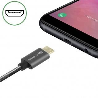 Magnetisches USB-Ladekabel + 2x magnetische Micro-USB Adapter - 4Smarts - Vorschau 3