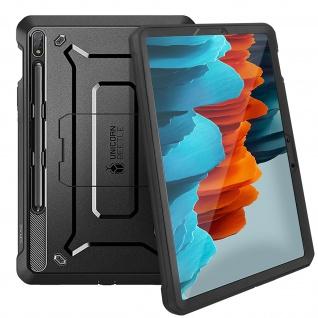 Samsung Tab S7 11.0 Hülle mit Ständer, Supcase Unicorn Beetle Pro â€? Schwarz