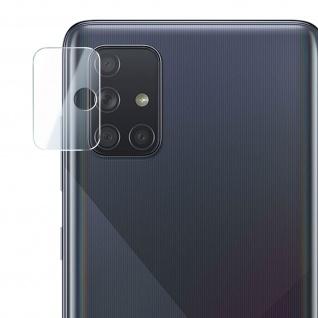 Rückkamera kratzfeste Schutzfolie für Samsung Galaxy A71 ? Transparent
