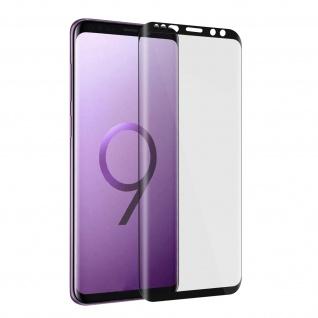 Prio Displayschutzfolie Samsung Galaxy S9 Plus, 0.33mm ultradünn - Transparent