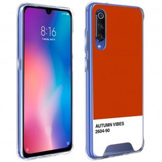 Handyhülle für Xiaomi Mi 9, Made in France ? Autumn Vibes Design