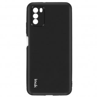 Imak UC-1 Series stoßfeste Silikon Schutzhülle für Xiaomi Poco M3 ? Schwarz