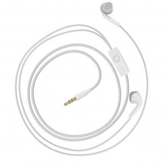 Original Samsung in-ear Kopfhörer 3.5mm Klinkenstecker ? Freisprechanlage ? Weiß