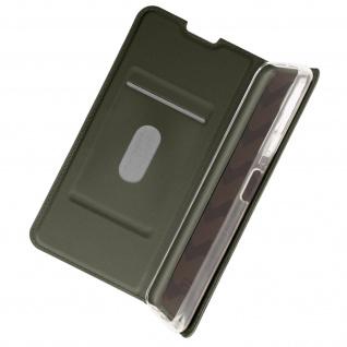 Klappetui mit Kartenfach & Standfunktion Nokia 8.3 5G ? Schwarz