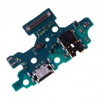 USB-C Ladeanschluss + 3.5mm Klinkenbuchse / Mikrofon Ersatzteil für Galaxy A41