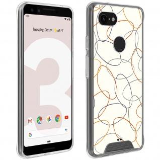 Handyhülle für Google Pixel 3, Made in France ? Gekritzel Design
