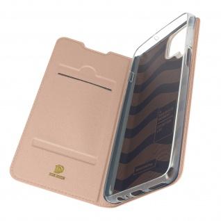 Klappetui mit Kartenfach & Standfunktion Samsung Galaxy A12 ? Rosa