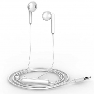 Original Huawei AM115 in-ear Kopfhörer Freisprecheinrichtung ? Weiß