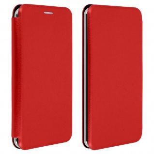 Universal Schutzhülle für Smartphones mit 4.8 - 5.3'' Display - Rot