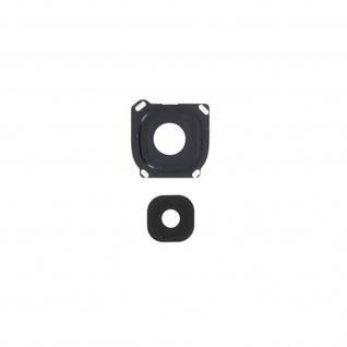 Kamera Linse für Rück-Kamera Samsung Galaxy A8 - Schwarz