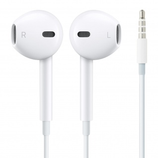 Kopfhörer Freisprechanlage Original Apple Earpods ? Weiß
