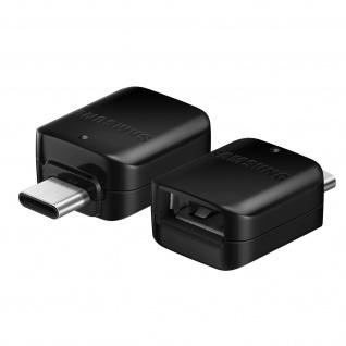 USB auf USB Typ-C OTG Adapter Datenübertragung Schwarz - Samsung
