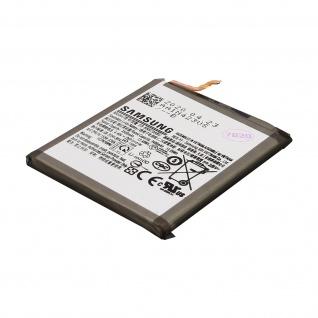 Austausch-Akku für Samsung Galaxy Note 10, 3500mAh Zusatzakku - Schwarz