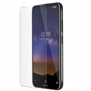 9H Härtegrad kratzfeste Displayschutzfolie für Nokia 2.2 â€? Transparent