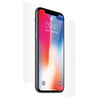 Hybrid Flex Glass 9H flexible Schutzfolien für iPhone X - unverbrüchlich