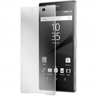 Ultradünne bruchsichere Displayschutzfolie aus Hartglas für Sony Xperia Z5 0, 3mm - Vorschau 4
