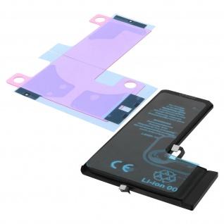 Austausch-Akku für Apple iPhone 11 Pro, 3046mAh Zusatzakku - Schwarz