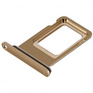 Nano SIM-Kartenhalter, Ersatzteil für Apple iPhone XS Max - Vorschau 4