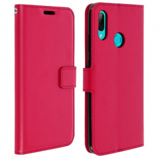 Flip Stand Cover mit Standfunktion Huawei P Smart 2019 / Honor 10 Lite - Rosa