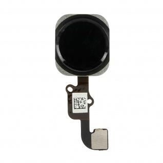 Ersatzteil Home Taste mit Flexkabel für Apple iPhone 6 Schwarz