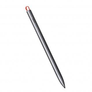 Apple iPad Stift mit Palm Rejection, 1mm Stiftspitze, Baseus Square Line? Silber