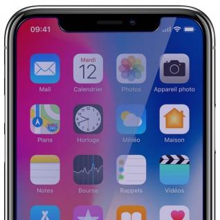 Force Glass Displayschutzfolie iPhone X Blaulicht-Filter - Lebenslange Garantie - Vorschau 4