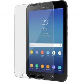 Kratzfeste Displayschutzfolie by Muvit für Galaxy Tab Active 2 - Transparent