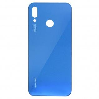 Ersatzteil Akkudeckel, neue Rückseite für Huawei P20 Lite - Dunkelblau - Vorschau 2