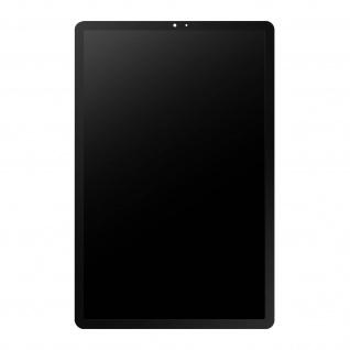 Original Ersatzdisplay Galaxy Tab S6 10.5, Scheibe vormontiert ? Schwarz