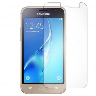 Bruchsichere Displayschutzfolie aus Hartglas für Samsung Galaxy J1 2016