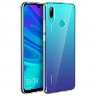 Huawei P Smart 2019 Schutzhülle Silikon ultradünn (0.30mm) ? Transparent