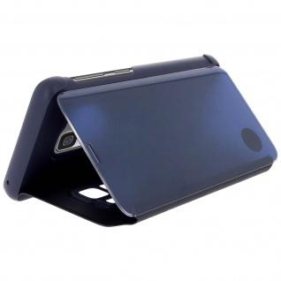 Original Samsung Clear View Standing Cover für Samsung Galaxy S9 - Blau - Vorschau 2