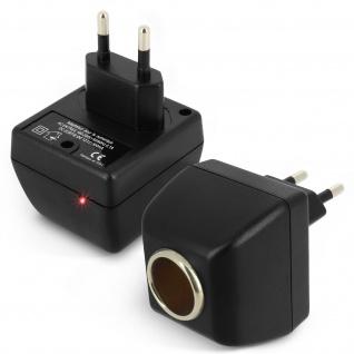 Zigaretten-Anzünder Adapter / Wand-Ladegerät 220 V ? 12V
