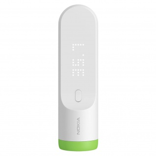 Withings intelligentes Thermometer mit HotSpot Sensor Bluetooth/Wlan-Weiß