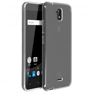 Altice S51 Schutzhülle Silikon ultradünn (0.30mm) ? Transparent