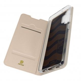 Klappetui mit Kartenfach & Standfunktion Samsung Galaxy A32 ? Rosegold