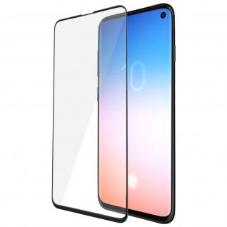 9H Härtegrad kratzfeste Glas-Displayschutzfolie für Galaxy S10e â€? Schwarz