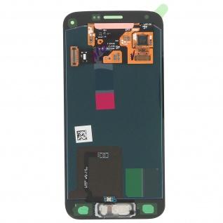 Original Samsung LCD Komplettset mit Touchscreen für Galaxy S5 Mini - Schwarz - Vorschau 3