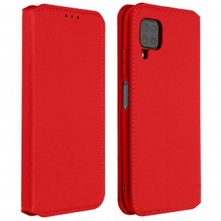 Kunstleder Cover Classic Edition Huawei P40 Lite - Rot
