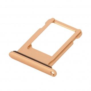 SIM-Ersatz-Kartenhalter für Apple iPhone 8 Plus - Rosegold