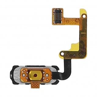 Ersatzteil Haupttaste mit Flexkabel für Samsung Galaxy A3 2017 Gold