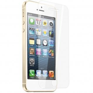 Bruchsichere Displayschutzfolie aus Hartglas für Apple iPhone 5 / iPhone 5s