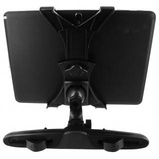 Universal KFZ-Halterung Tablets 7'' bis 11'' - Kopfstütze-Befestigung - Schwarz - Vorschau 3