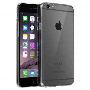 Apple iPhone 6, 6s Schutzhülle Silikon ultradünn (0.30mm) ? Transparent