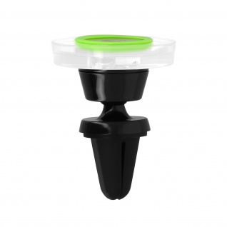 Universal-KFZ magnetische Lüftungshalterung - Transparent / Grün