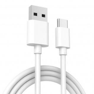 Original Xiaomi USB auf USB-C Lade-/Datebkabel, 1m - Weiß