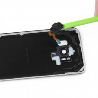 Ersatzteil Haupttaste mit Flexkabel für Samsung Galaxy A8 Schwarz - Vorschau 4
